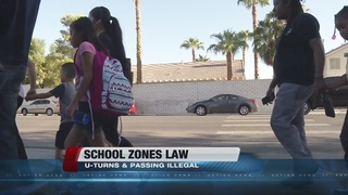 New school zone safety laws take effect Thursday