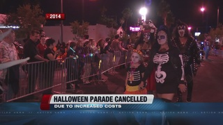 2015 Las Vegas Halloween Parade canceled