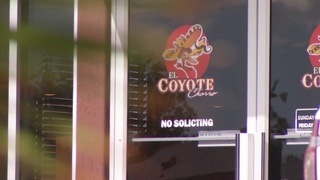 Dirty Dining: El Coyote and Giant Food Center