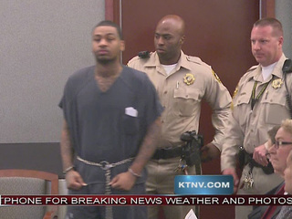 PHOTOS: Ammar Harris in Las Vegas courtroom
