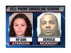 Woman sentenced in prison cellphone smuggling...