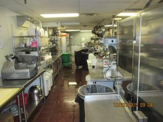 DIRTY DINING: Four Queens Main Kitchen