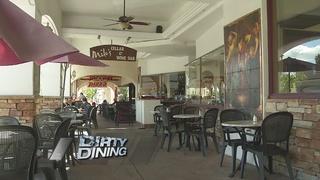 Dirty Dining: Milo's Cellar, Gordon Biersch