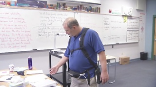 Canyon Springs teacher seeking a new heart