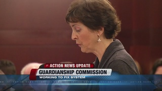 Commission hears of guardianship injustice