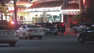 Suspicious package deemed safe at Palace Station