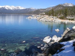 Climate change's toll on Lake Tahoe's clarity