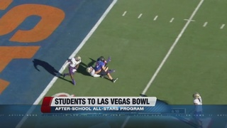 Local students going to sold-out Las Vegas Bowl