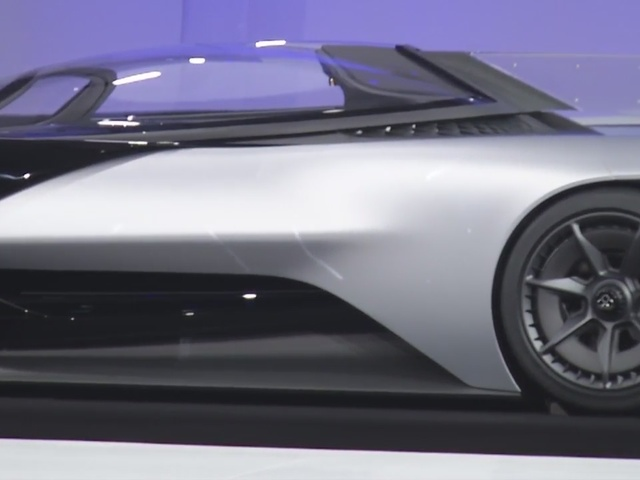 Faraday Future halts Nevada manufacturing project