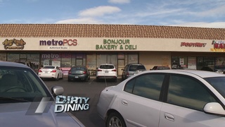 Dirty Dining: Bonjour Bakery and McDonald's