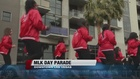 Martin Luther King Jr. parade in downtown Vegas