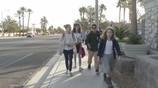 Parents upset after bus stop is moved