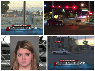 Most-viewed stories on KTNV.com Week of Jan. 24