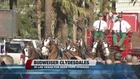 Beer Park celebrates opening with Clydesdales