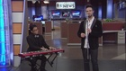 Chadwick Johnson performs on Midday