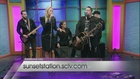 Ryan Whyte Maloney, Cali Tucker perform on VVL