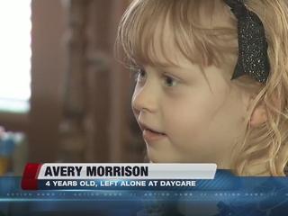 4-year-old left behind at preschool playground
