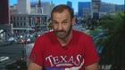 Man who pulled gun on biker speaks out
