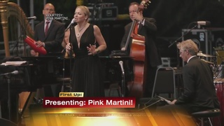 Pink Martini Concert 2/5/16