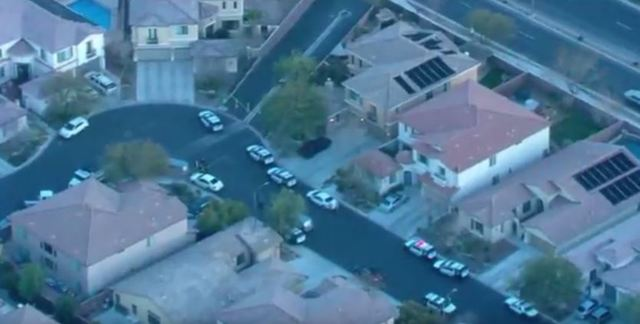 1 dead, 1 injured in incident in SW LV