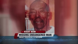 Missing North Las Vegas man found dead