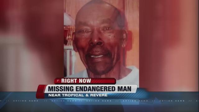 Missing North Las Vegas man found dead