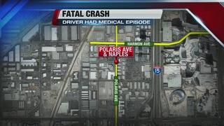 Man dies after crash near Polaris, Naples