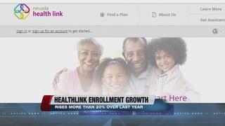 Nevada Health Link shows growth in enrollment