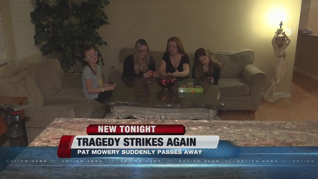 Tragedy strikes again for Mowery family