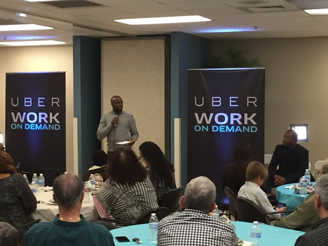 Uber targets underserved community