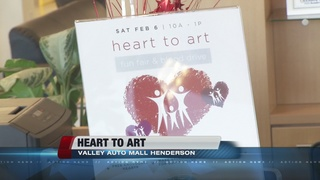 Heart to Art fair, blood drive at Ford Country