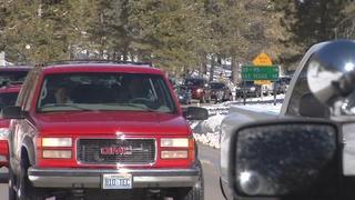 Mt. Charleston warns snow-goers to follow rules