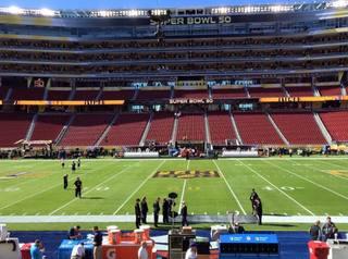 PHOTOS: Super Bowl 50: Broncos vs. Panthers