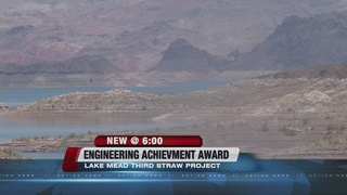 New Lake Mead intake named among world's top