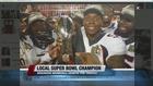 Las Vegas salutes Super Bowl winner