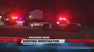 Police: Man shot in drive-by outside home
