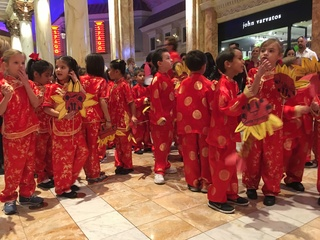 Parade helps kick off Chinese New Year in Vegas
