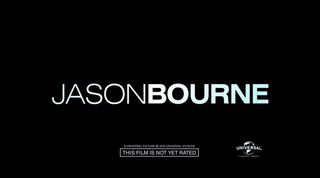 Trailer for 'Bourne' movie makes debut