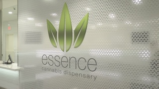Look inside the new Essence marijuana dispensary