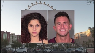 Couple arrested for sex on High Roller