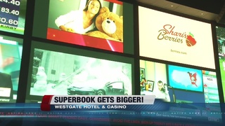 Westgate announces renovation of SuperBook