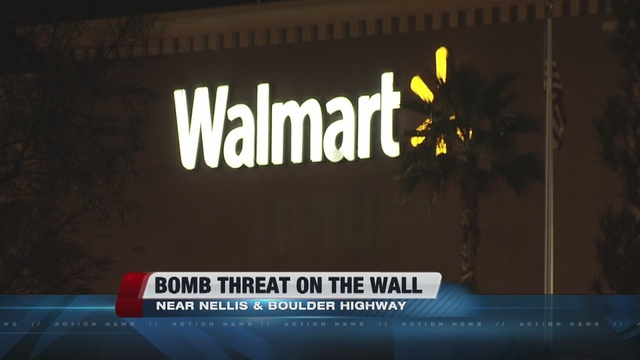 Walmart evacuated for bomb threat on east side