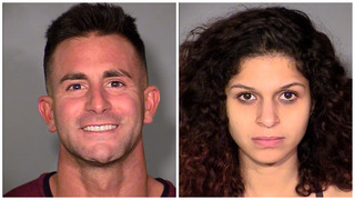 Couple arrested for sex on Vegas ride
