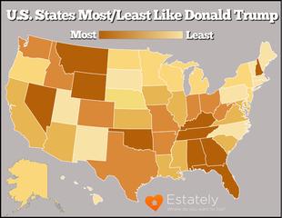 Study: Nevada state most like Donald Trump