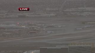 Houston bound flight makes emergency landing