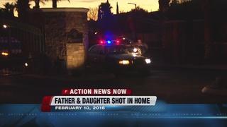 Man, teen shot in Summerlin gated community