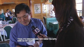 Dirty Dining: Customer confronts Darcy Spears