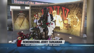 Jerry Tarkanian remembered one year after death