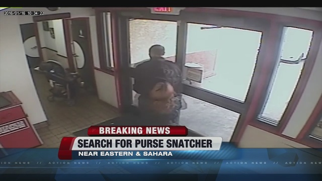 WATCH: Woman fights off purse snatcher