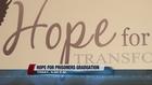 Hope For Prisoners graduation ceremony on Friday